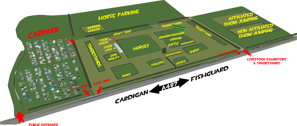 Show Layout
