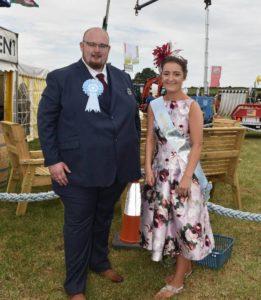 Ceri Davies and Angharad Davies